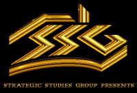 SSG Strategic Studies Group logo