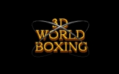 3D World Boxing zmenšenina