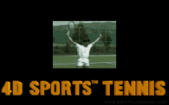 4D Sports Tennis thumbnail