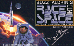 Buzz Aldrin's Race into Space zmenšenina
