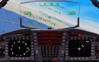 F-15 Strike Eagle III screenshot