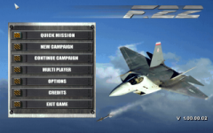 F-22 Lightning II small screenshot