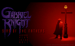 Gabriel Knight: Sins of the Fathers zmenšenina