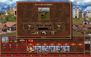 Heroes of Might and Magic III: The Restoration of Erathia obrázok