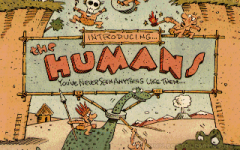Humans, The thumbnail