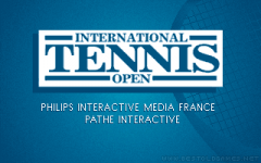International Tennis Open zmenšenina