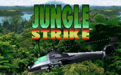 Jungle Strike zmenšenina