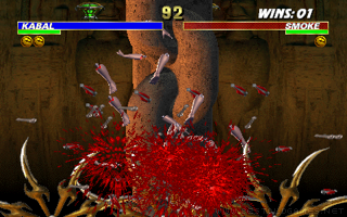 Mortal Kombat 3 screenshot