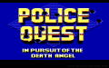 Police Quest: In Pursuit of the Death Angel thumbnail 1