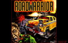 Quarantine 2: Road Warrior zmenšenina