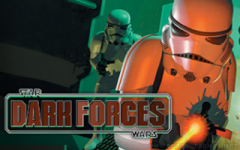 Star Wars: Dark Forces zmenšenina