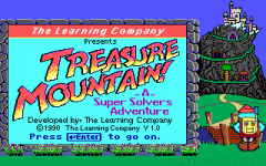 Super Solvers: Treasure Mountain! zmenšenina