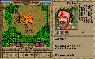 Worlds of Ultima: The Savage Empire obrázok