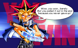 Yu-Gi-Oh!: Power of Chaos - Yugi the Destiny screenshot